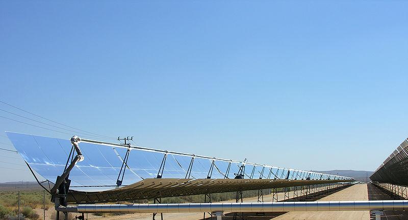 solárně termální elektrárna 01