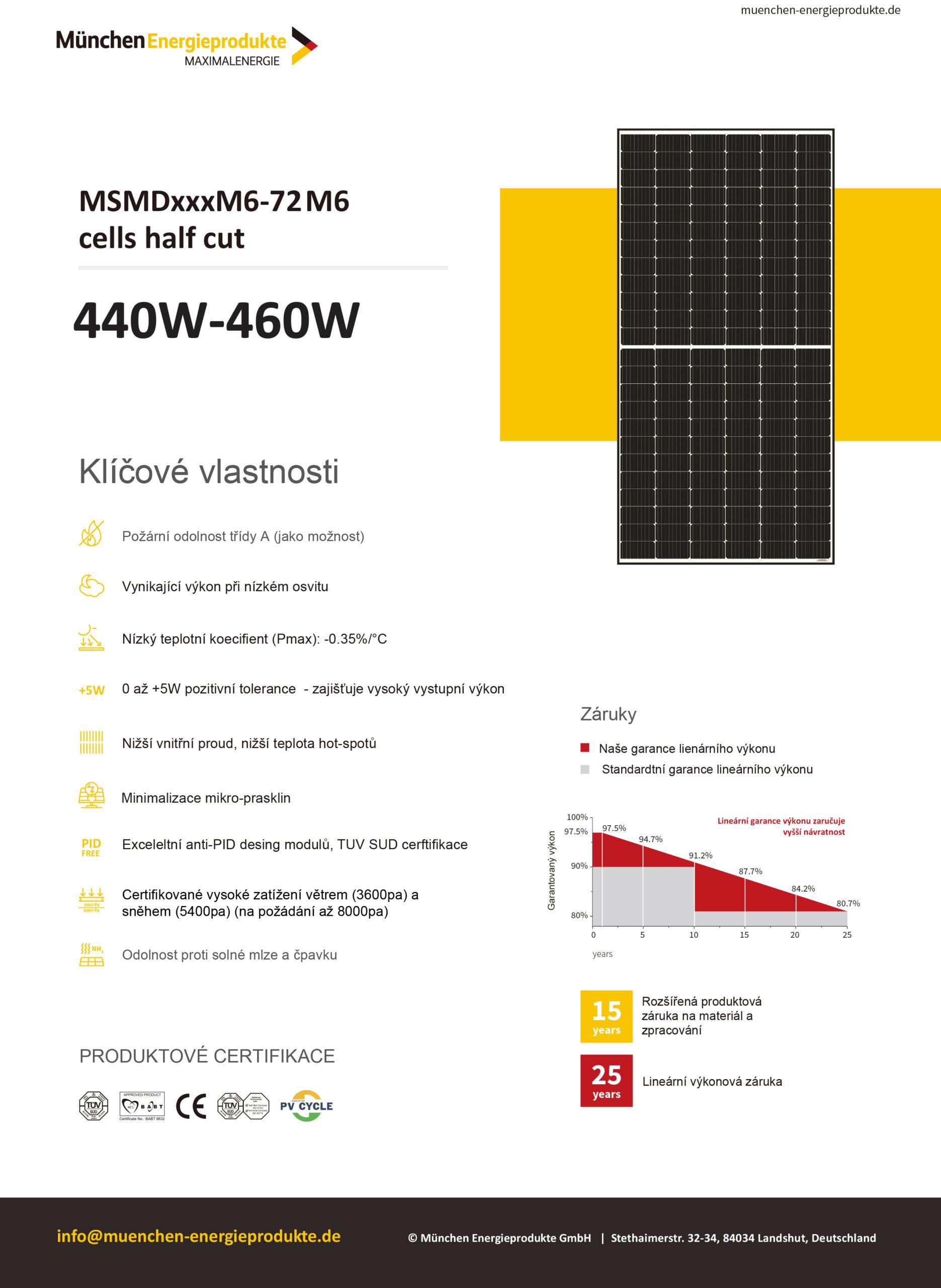 Kvalitní německé solární panely München Energieprodukte GmbH